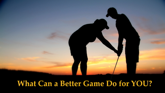 What Can A Better Game do for YOU? Laura Patrick Golf